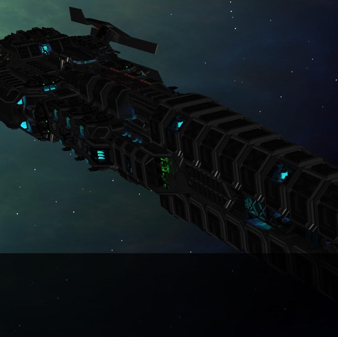 Starmade Dedicated Game Server