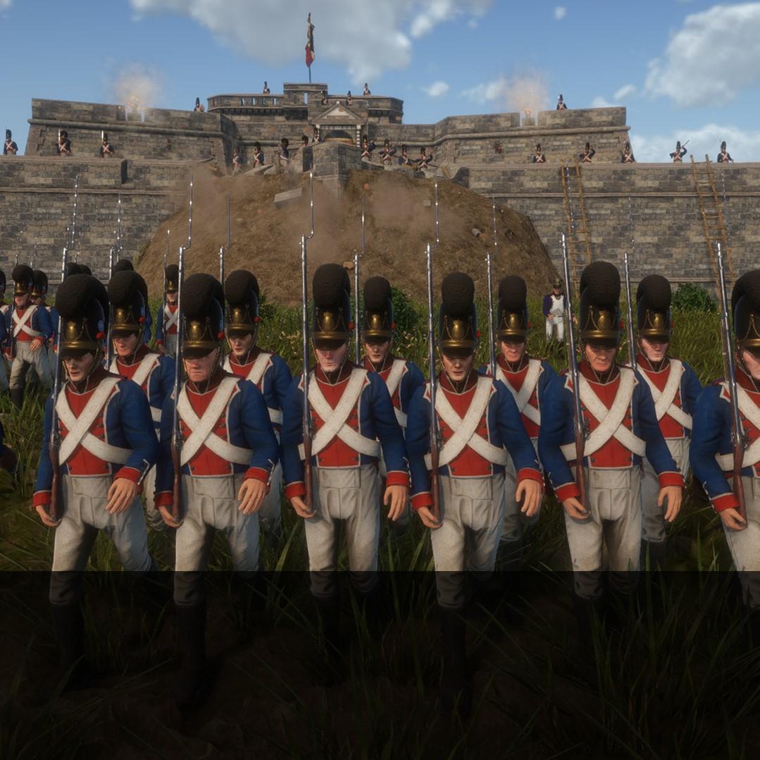 Holdfast Nations at War Dedicated Game Server