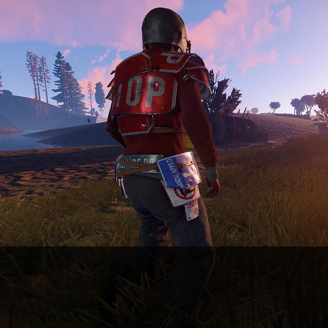 Rust Dedicated Game Server